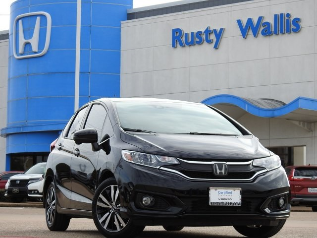 Pre-Owned 2018 Honda Fit EX-L 1.5L I4