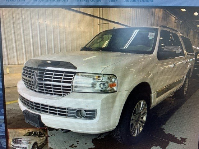 Pre-Owned 2011 Lincoln Navigator L
