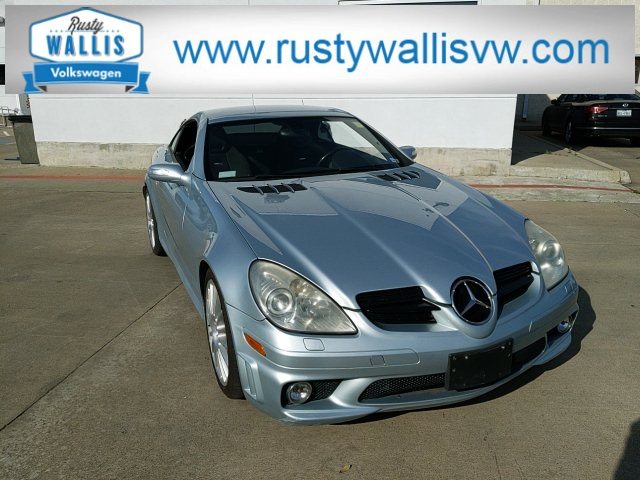 Pre-Owned 2006 Mercedes-Benz SLK SLK 55 AMG®