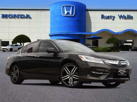 Pre-Owned 2016 Honda Accord Touring 3.5L V6 SOHC i-VTEC 24V