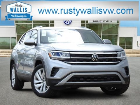 New 2020 Volkswagen Atlas Cross Sport 2.0T SE w/Technology (A8)