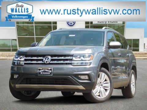 New 2019 Volkswagen Atlas 3.6L V6 SE