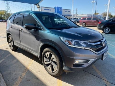 Pre-Owned 2016 Honda CR-V Touring 2.4L I4 DOHC 16V i-VTEC