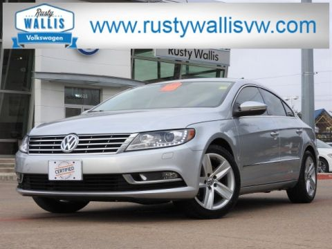 Pre-Owned 2014 Volkswagen CC 2.0T Sport
